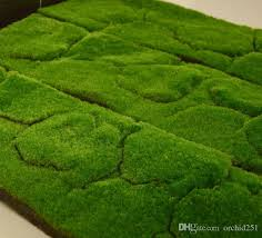 Small Picture Artificial Grass Moss Lawn Plant Wall Dress Turf Sod Meadow Home