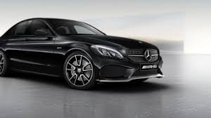 Joining the ranks of the amg family, the car sits between its two sibling models, the c300 and the c63. 2017 Mercedes Amg C43 Pricing Announced Souped Up Trio Here From October Caradvice