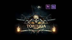 Epic Pirate Logo Motion Graphics Templates 21812186