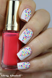 Simple Nail Design Ideas Nailstorming Holi Nails