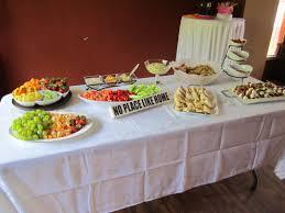 Decor: Housewarming Party Decoration Ideas Desserts For