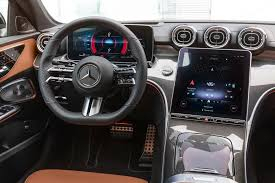 Here is a cabin that properly fits in with what you would expect. 2022 Mercedes Benz C Class Debuts With Crazy Tech Electrified Drivetrain Roadshow