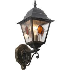 zinc kent outdoor wall light