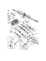 craftsman garden tractor parts model 917276010 sears partsdirect