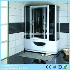 steam shower bath combo 2 person jetted tub steam shower sauna combos with led light