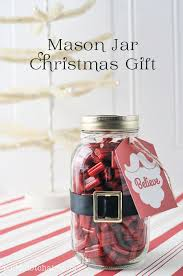 Mason Jar Decorating Ideas For Christmas Santa Mason Jar Christmas Gift Ideas Christmas Tags 3