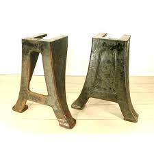 iron coffee table legs cast iron coffee table legs cast iron coffee table metal cast iron