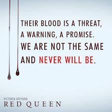 Resultado de imagen de la reina roja victoria aveyard frases
