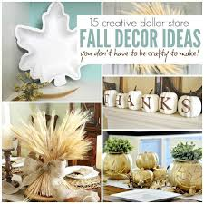 dollar fall decor ideas anyone can make fall table settings thanksgiving decorations and pumpkin makeovers to decorate your home for fall