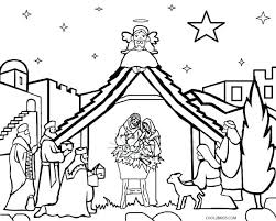 Precious Moments Nativity Coloring Pages Precious Moment Coloring