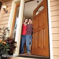 install front doorDoor Installation  The Family Handyman