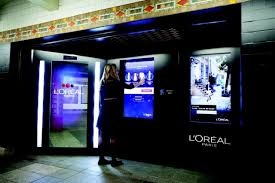 Advanced Vending Machines Best L'Oreal Create One Of The Worlds Most Advanced Vending Machines