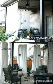 outdoor screen curtains outdoor curtainsmosquito dsporch screens traditional exterior outdoor