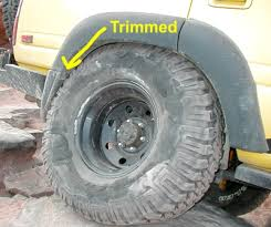 Slee Lift Size Vs Tire Size Slee Toyota 80 Series Land