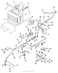 Simplicity 1690119 broadmoor 5010 ltd tractor parts diagram for