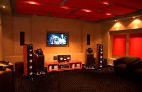 Home Theaters Design Decorate Easy Home Theater Design Plans - Home theatre interiors