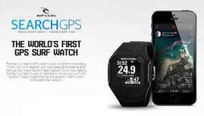 Rip Charts App Searchgps By Rip Curl The Worlds First Surf Gps Watch