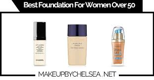 best foundation for women over 50 of 2016