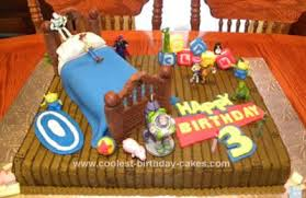 Coolest Toy Story Birthday Cake Design