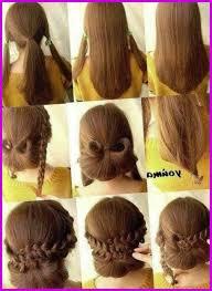 Coiffures Enfants Cheveux Longs Facile à Faire 76305