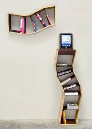 unusual furniture designs. Simple Living Room With Unique Bookshelf Furniture Ideas Unusual Designs