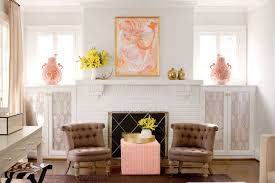 Southern Living Living Room Living Room A Decorators 1920s Home Redo Southern Living