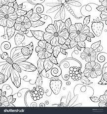 Small Picture Seasons Pages Download And Print Flower Butterfly Mandala Download