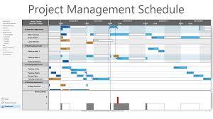 Project Schedules Project Management Schedule Construction Forum