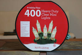 Holiday Time 20 Clear Mini Lights Upc 764878664961 Holiday Time Clear Hd Mini Lights 400