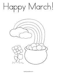 happy march 2_coloring_page?ctok=20120226162036 happy march coloring page twisty noodle on coloring pages march