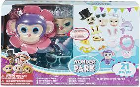 Wonder Park 31035 - Create Your Own WonderChimp Spielset Themenfiguren,  mehrfarbig, One: Amazon.de: Spielzeug