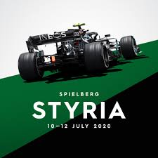 High quality george russell gifts and merchandise. Mercedes Poster For The Styrian Gp Formula1