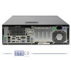 pc hp elitedesk 800 g1 sff intel core i3 4330 2x 3 5ghz