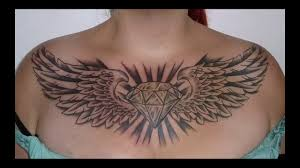 крылья тату значение области нанесения композиции с другими