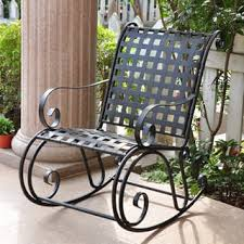 Wrought Iron Patio Furniture Outdoor Seating Dining For Less