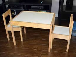 childrens table and chairs sets in wood tables al chair plastic