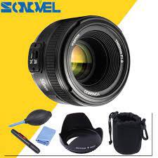 Kamera Lens Yongnuo Yn50mm F1.ni̇kon D7500 J3600 D5600 D5200 D750 D500 D5 8  Mf Yn 50mm F/1.8 Af Lens Yn50 Diyafram Otomatik Odaklama 1.8 50mm f/ \  Lensler Ve Aksesuarları