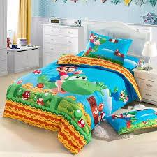 3d bedding set game kids bed set twin full queen size 2 3pcs duvet cover pillow