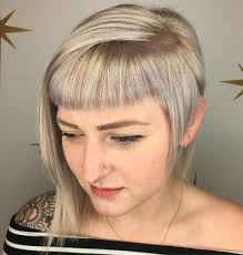 The Best Asymmetrical Haircuts For An Oval Face Shape also 20 Asymmetrical Bob with Bangs   Bob Hairstyles 2017   Short likewise  additionally Long Bob Haircuts Ideas for Round Face   Womenitems     Hair further Top 40 Catchy Asymmetrical Haircuts and Hairstyles additionally 126 best Haircut ideas and thoughts images on Pinterest further  also 30 Asymmetrical Bob Styles moreover  as well  additionally short hairstyles with long bangs  short hair long fringe. on asymmetrical haircuts with fringe