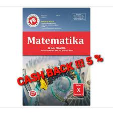 Telah terjual lebih dari 6. Jual Buku Pr Matematika Peminatan Kelas 10 Sma Intan Pariwara 2020 2021 Kota Surabaya Toko Buku Surabay Tokopedia