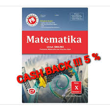 Sebagai buku referensi atau rujukan yang di pakai menggunakan buku siswa matematika kelas 10 (x) sma/ma dan smk/mak kurikulum 2013 revisi 2017. Jual Buku Pr Matematika Peminatan Kelas 10 Sma Intan Pariwara 2020 2021 Kota Surabaya Toko Buku Surabay Tokopedia