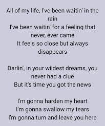 Harden My Heart - Quarterflash | Great song lyrics, Feel so close, Greatest  songs
