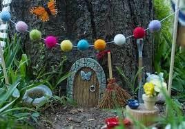 fairy garden crafts