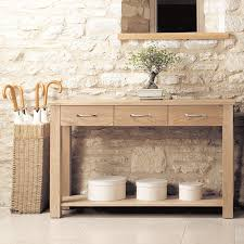 mobel oak console table. Light Oak Console Table | Mobel O