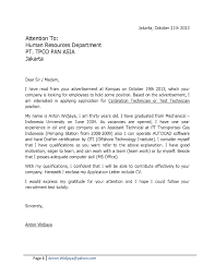 10 Sample Cover Letter For Engineers Resume Samples