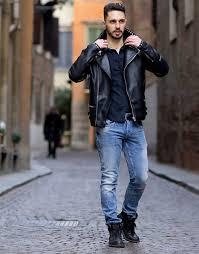 biker jacket style outfit ideas bewakoof blog
