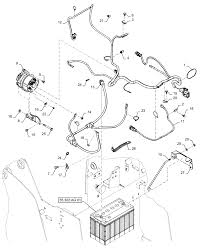 L218 skid steer loader 4 11 12 13 55 electrical systems new new holland skid steer wiring diagram