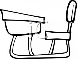 desk clipart black and white. pin desk clipart draw #12 black and white y