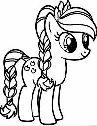 Http Timykids Com Pony Coloring Pages Html Colorings