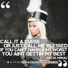 Nicki Minaj Quotes Tumblr via Relatably.com